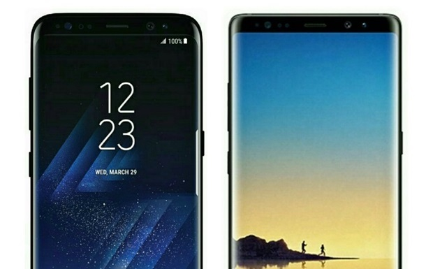 Раскрыты цены нового безрамочного флагмана Samsung