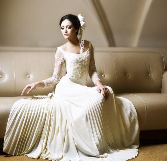 Пошив  на заказ свадебного или вечернего платья вашей мечты
