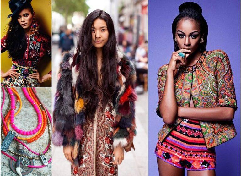 Идея для отличного подарка: одежда и изделия в этническом стиле