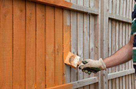 Pinotex Fence — краска для заборов