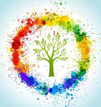 О красках и экологии