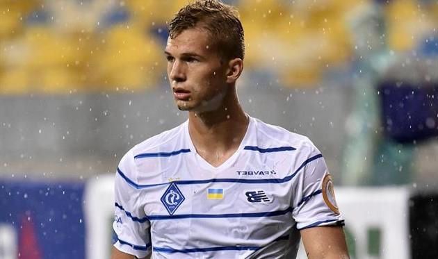 Итальянский клуб Дженоа хочет видеть украинского игрока в своем составе