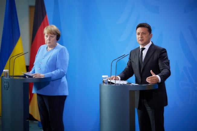 Правительство Германии считает, что Украина должна продолжать быть транзитером газа несмотря на «Северный поток-2»