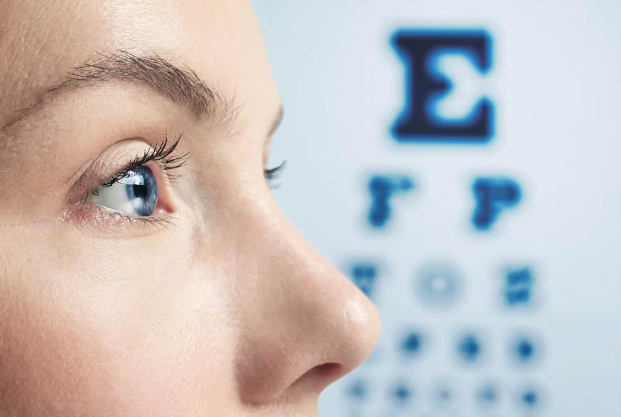 Продукты, полезные для зрения
