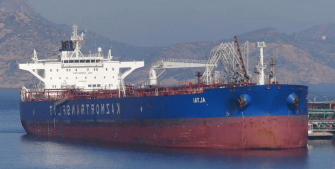 В Украину пришла контрабандная нефть на десятки миллионов долларов