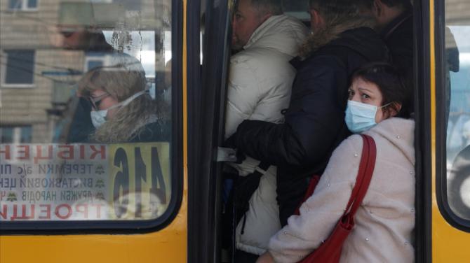 В случае возможного локдауна, киевлянам могут заблокировать проездные документы