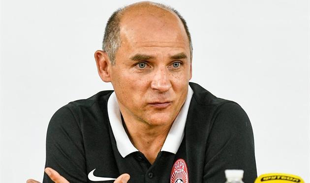 Главный тренер Зари поделился впечатлениями о вылете своей команды из Лиги Европы