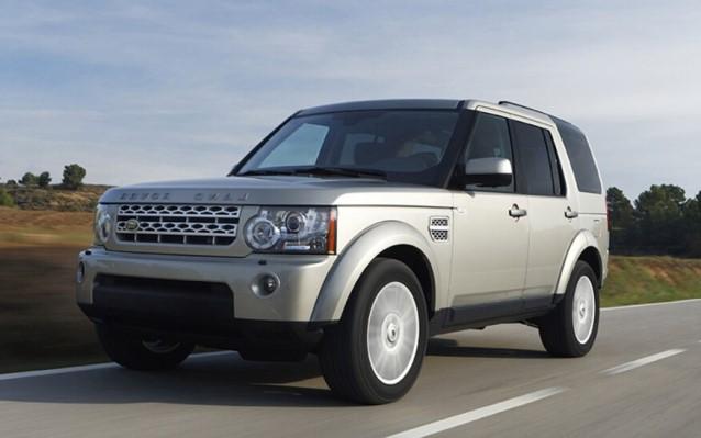 Автомобильный бренд Land Rover вынужден был отозвать в США более 111 тысяч автомобилей